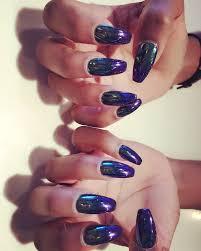 two tone chrome nails yelp