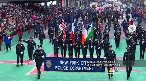 macy s thanksgiving day parade guarded by record number of cops