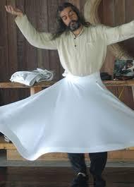 суфизм бог танец