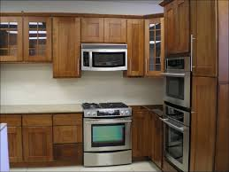 kitchen under counter microwave cabinet microwave oven black