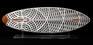 ã karten design karten design 3d printed surfboard bkrw i extraordinaire