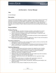 procurement manager resume sample samples of job descriptions templates resume sample samples of job descriptions templates and how to write your own job description