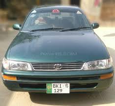 1999 Corolla Hatchback Toyota Corolla 2 0d Limited 1999 For Sale In Sargodha Pakwheels