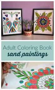 make coloring book coloring book sand art u2013 actíva products