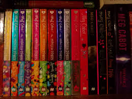 Princess Book Shelf Top Ten Tuesday Authors I Own The Most Books From The Loony