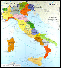 Campania Italy Map by Tuscany Map And An Guide To The Cities And Attractions That Make