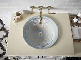 kohler carillon wading pool sink k 17890 derring design on carillon wading pool bathroom sink