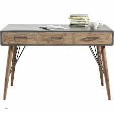 bureau design bois bureau bureau largeur 50 cm inspirational bureau industriel bois x