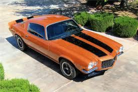 burnt orange camaro 1971 chevrolet camaro z 28 rs 2 door coupe 117384