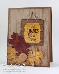 stin up fall card ideas