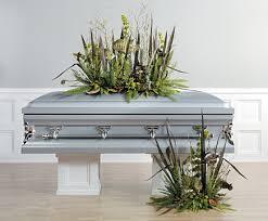 how to make a casket spray ebb and flow casket spray and arrangment funeral casket spray