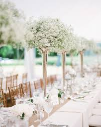 wedding centerpieces cheap affordable wedding centerpieces that don t look cheap martha