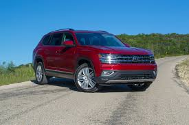 volkswagen atlas sel interior 2018 volkswagen atlas v6 review autoguide com news