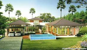 style house pictures tropical style house plans the architectural