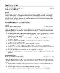 Pmo Sample Resume by Program Manager Resume Examples Of Project Management Resumes