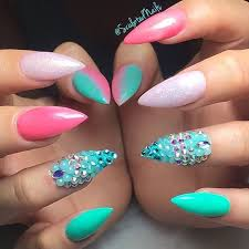 824 best stiletto nails coffin nails images on pinterest coffin