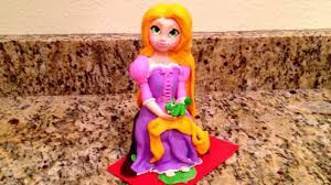 tangled cake topper rapunzel tangled cake topper