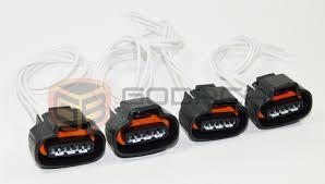 lexus repair san diego 4x 4 way toyota lexus distributor repair connector pigtail sensor