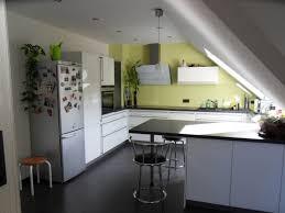 dachgeschoss k che häcker systemat in offenem dachgeschoss häcker fertiggestellte küchen