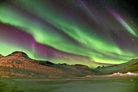 how to see the northern lights in iceland the northern lights or aurora borealis pictured over iceland by