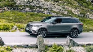 new land rover evoque 2018 land rover range rover velar release date price and specs
