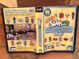 the sims 2 kitchen and bath interior design the sims 2 kitchen bath interior design stuff ebay