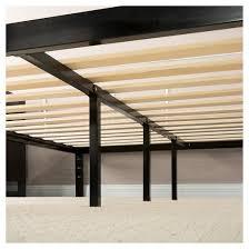 Metal Platform Bed Frames Platform Metal Bed Frame Mattress Foundation Zinus 1000 Sleep