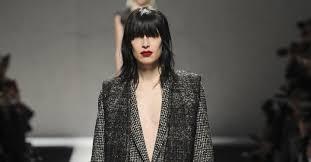 Hit The Floor Raquel - maxmara autumn winter 2014 ready to wear show report british vogue