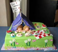 235 best camping cakes images on pinterest camping cakes cakes
