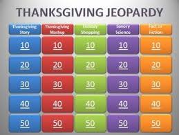 printable thanksgiving jeopardy pictures happy thanksgiving