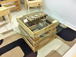 Coffee Table With Turn Wooden Pallets Into Coffee Tables At Home 1001 Motive Ideas