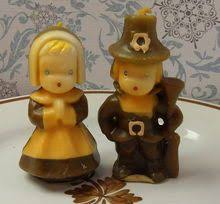 pilgrim candles thanksgiving vintage thanksgiving gurley candle set pilgrims priscilla