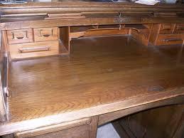 Old Roll Top Desk Antique Oak Roll Top Lebus Kneehole Edwardian Desk C 1910 From