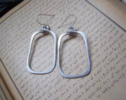 aluminum earrings aluminum earrings etsy