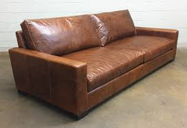Chestnut Leather Sofa Braxton Leather Sofa And Leather Chair And A Half U2013 Italian