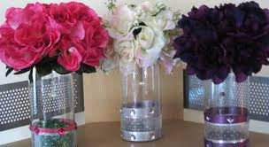 Economical Wedding Centerpieces by Easy To Make Cheap Wedding Centerpieces For Every Season