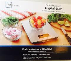 mod e de cuisine uip amazon com digital kitchen food scale stainless steel platform with