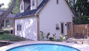 beat the heat convert your garage into a pool house chris black