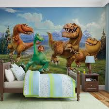 stupendous dinosaur wall murals large d jurassic world park ergonomic dinosaur wall mural ebay disney good dinosaur photo dinosaur wall mural decals full size