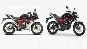 suzuki motorcycle black 2017 suzuki gixxer sf sp and gixxer sp versions announced iamabiker