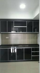 Dm Design Kitchens 3g All Black Quartz Woow Dm Design Kitchen
