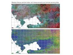 soil map digital soil mapping africa soil information service