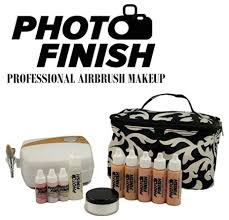 professional airbrush makeup system photo finish airbrush makeup review