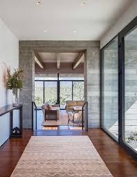 Wohnzimmer Modern Beton Ein Neues Haus Aus Beton Hat Ein Haus Für Sich Selbst In Der Wüste