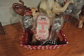 Game Night Gift Basket Creations Gift Ideas And Wrappings The Painted Apron