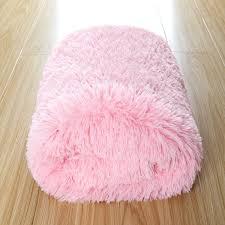 light pink fur blanket amazon com calitime super soft blanket throw modern cozy plush