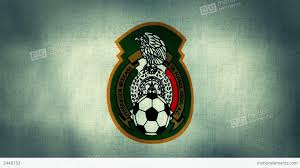 Mexico Flags Mexico National Football Team Flag Loopable Stock Animation