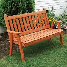 Red Cedar Outdoor Furniture by A U0026amp L Furniture Western Red Cedar Traditional English Garden