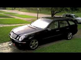 2004 mercedes station wagon 2004 mercedes e500 estate wagon oldie but goodie