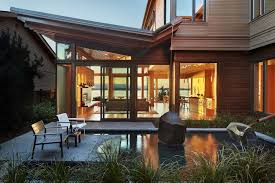 fascinating energy efficient home overlooking puget sound